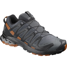 Salomon XA Pro 3D v8 GTX Shoes Men ebony/caramel cafe/black